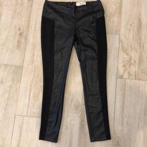 Jack Leather Leggings